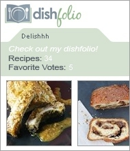 Visit Delishhh on dishfolio.com