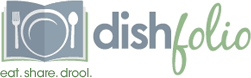 Dishfolio - eat. share. drool.