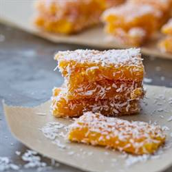 Apricot Coconut Candy