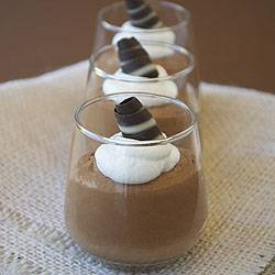 Mini Chocolate Mousse
