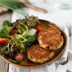 Quinoa&Bulgur Patties