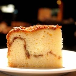 Orange Coffee Cake