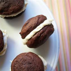 Mexican Chocolate Whoopie Pies