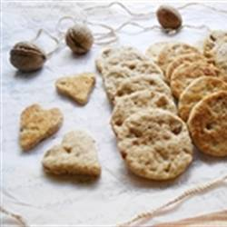 Hazelnut and walnut biscuits (1)