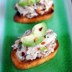 Crabby Snacks with Avocado
