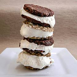 Big Ol' Ice Cream Sandwiches