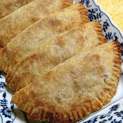 Apricot Hand Pies (Turnovers)