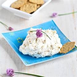 Caramelized Onion & Chive Cream Cheese