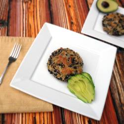 Quinoa and Black Bean Stuffed Mushrooms (2)