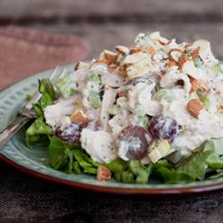 Scrumptious Chicken Salad