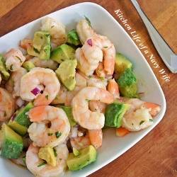 Shrimp Avocado Salad (7)