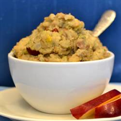 Apple Sausage Stuffing (2)