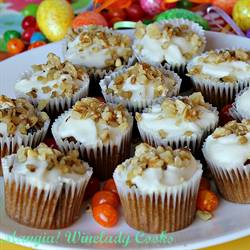 Carrot Muffins (2)