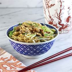 Addictive Chicken Sesame Noodles