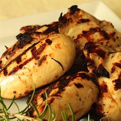 Rosemary and Lemon Brined Grilled Chicken  (1)