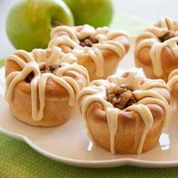 Salted Caramel Apple Cups (1)