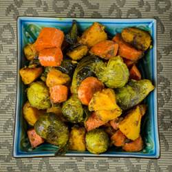 Cumin Roasted Vegetables
