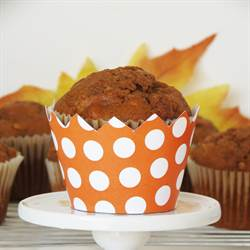 Cinnamon Pumpkin Apple Muffins