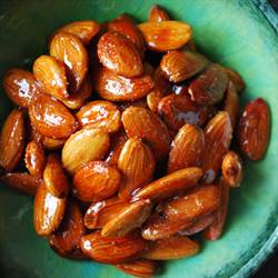 Persian Lime Candied Almonds