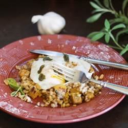 Barley Risotto With Golden Beets (1)