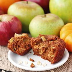 Pumpkin Apple Muffin Recipe