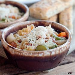 Tuscan Minestrone