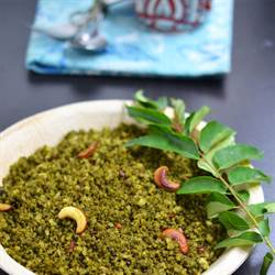 Curry Leaves Millet (Saamai) Rice