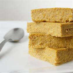 Pumpkin Pudding Squares