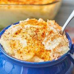 Gram's Creamy Mashed Potatoes