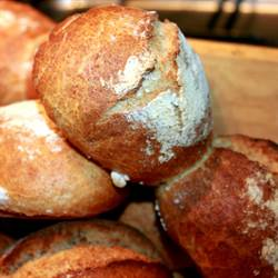 Simple Swiss Buerli - Bread Rolls