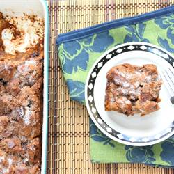 Nutella Bread Pudding (1)
