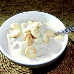 New England Clam Chowder (7)