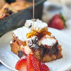Strawberry Nutella French Toast (1)