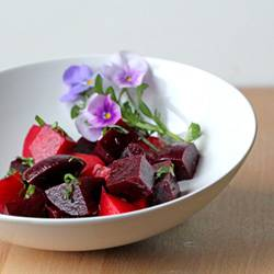 Fresh Marinated Beets