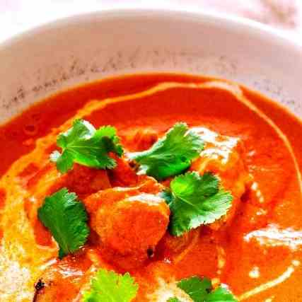 How Indian Butter Chicken Curry Recipe kil