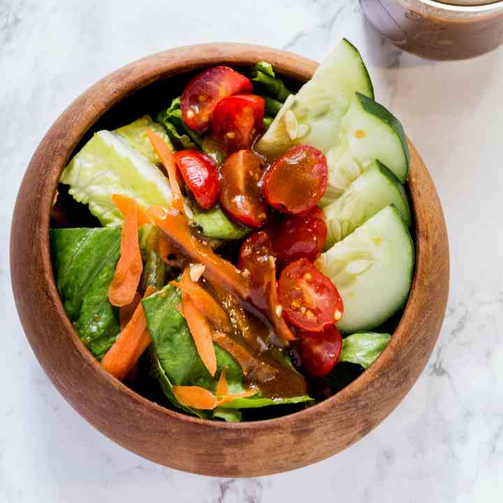Olive Oil Balsamic Dressing