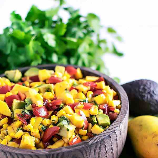 Refreshing Mango Salsa