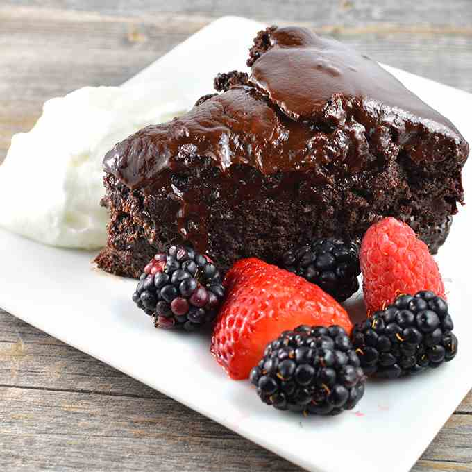 Flourless Chocolate Cake Passover