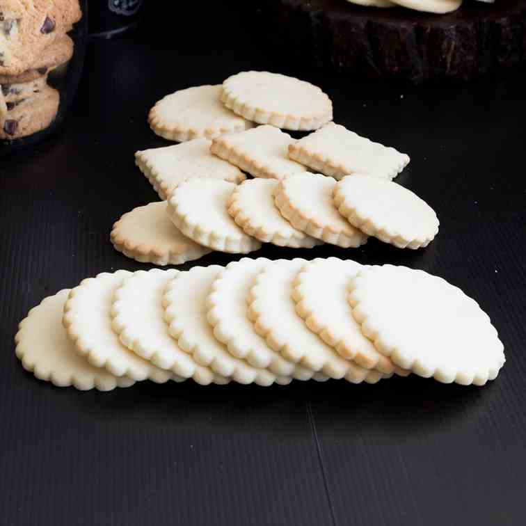 No Chill Sugar Cookies Recipe