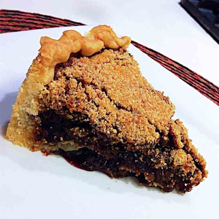 Vegan Shoofly Pie