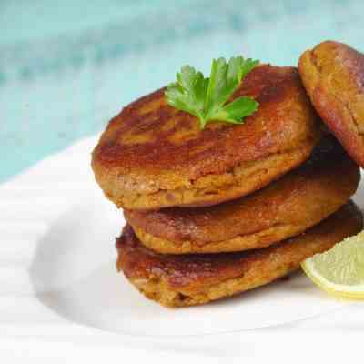 Chicken Galouti Kebab Recipe