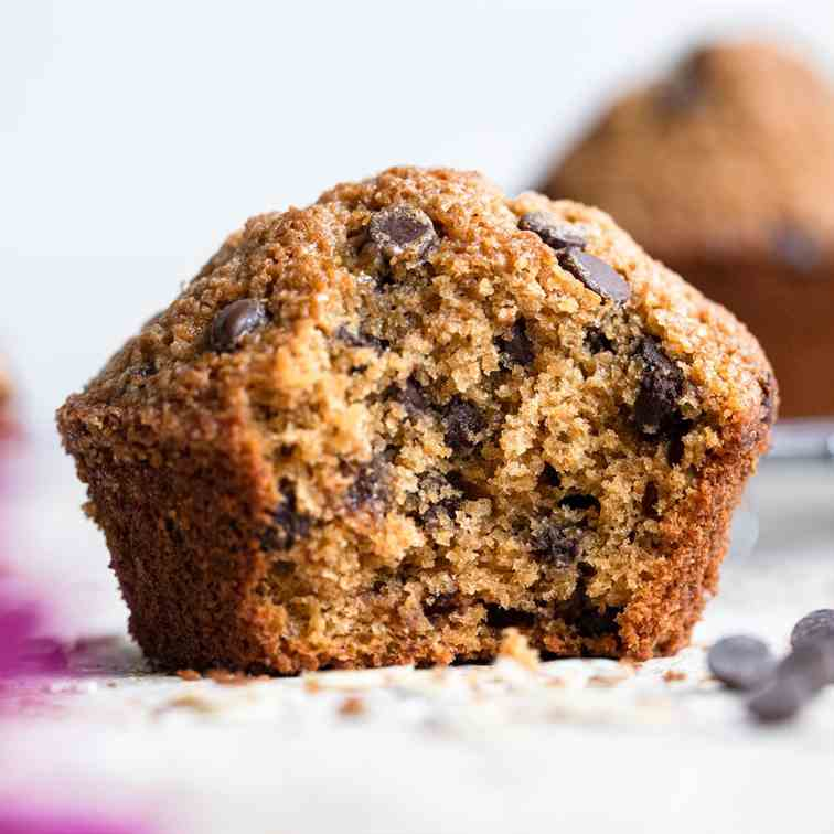 Gluten Free Chocolate Chip Muffins