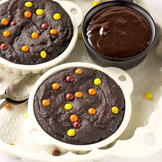 Chocolate Cookies For Two