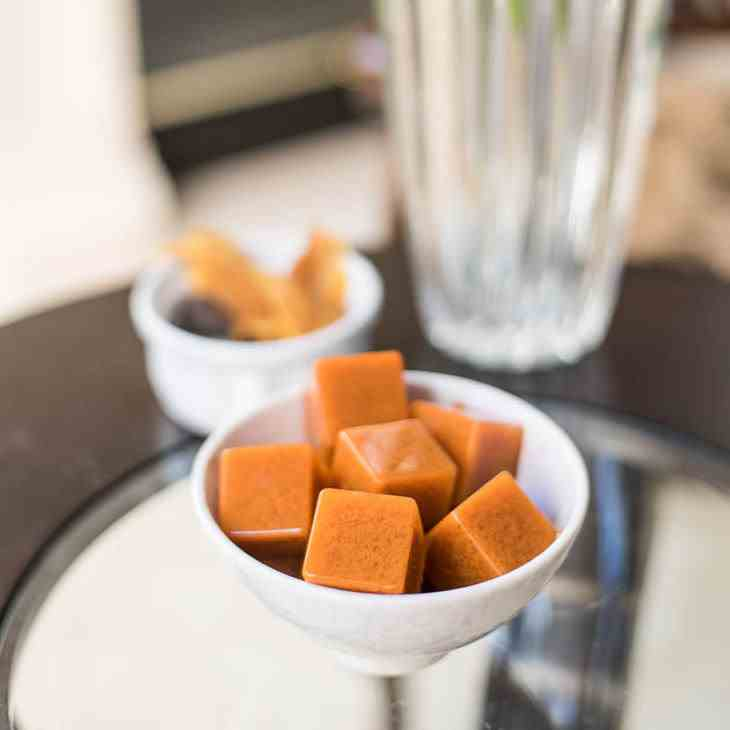 AIP Carrot Gummies Recipe