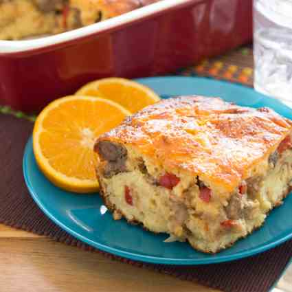 Hearty Breakfast Bake