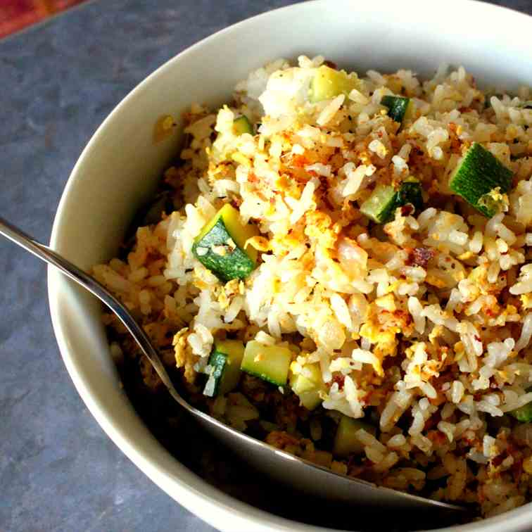 Fried Rice a l-Italienne