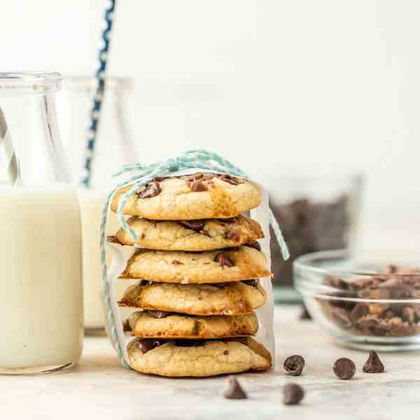 Caramel Soft Batch Cookies