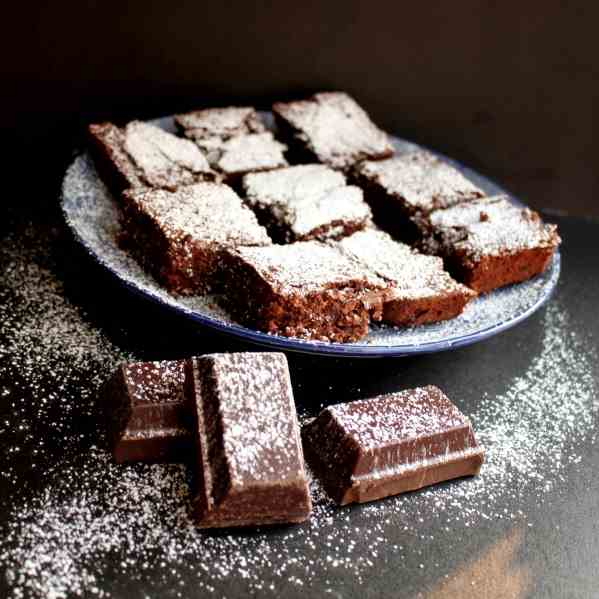 Basler Schoggitorf - Swiss Brownies