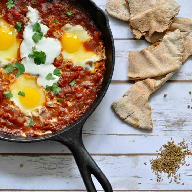 Whole Spice Shakshuka