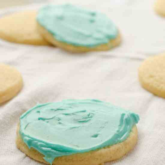 Mom's Best Cut Out Cookies